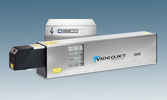 Videojet 3640 CO2 Laser Marking Machine