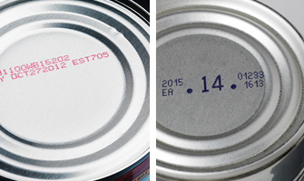 Food Grade Amp Thermochromic Inks For Continuous Inkjet Printers