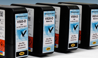 Inks for Continuous InkJet Printers