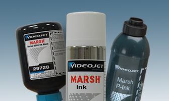 Inks for Large Character Continuous InkJet Printers