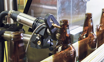 Industrial Printing on Beverages