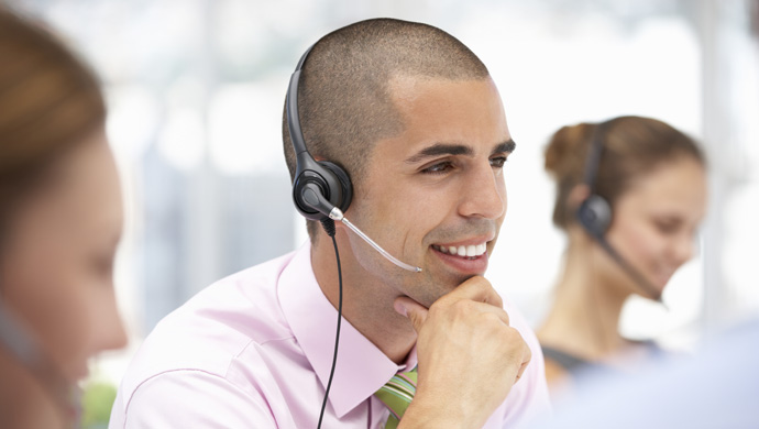 Helping Customers With a Smile - Videojet Technical Support Team