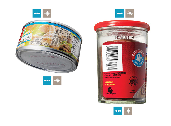 Printing on Cans and Jars of Meat and Poultry Products