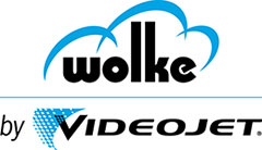 Wolke - A Videojet Company, barcode label printer, barcode printing, inkjet batch coding machine