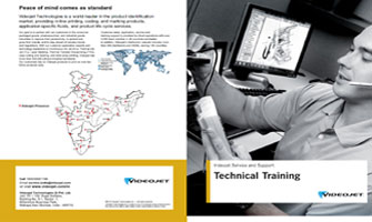 Brochure of Technical Training